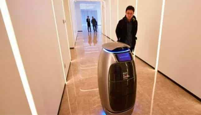 Alibaba opens the hotel of the future in China