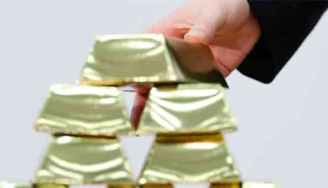 China increases ifs gold reserves