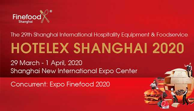 Finefood Shanghai 2020 Fair