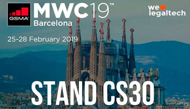MilContratos.com at MWC 2019