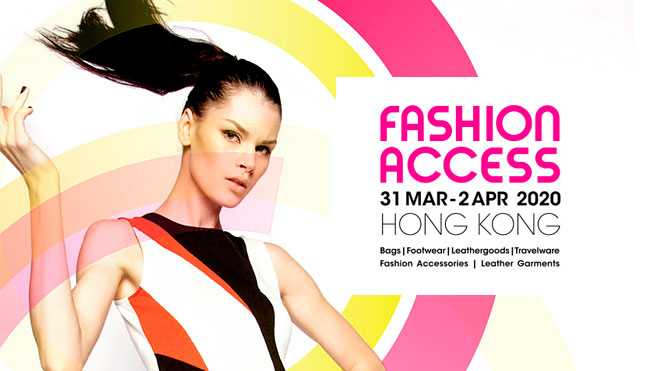 Fashion Access Hong Kong 2020