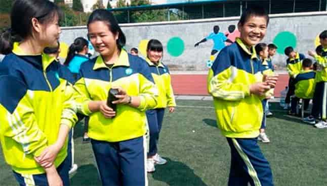 Solution to school absenteeism in China