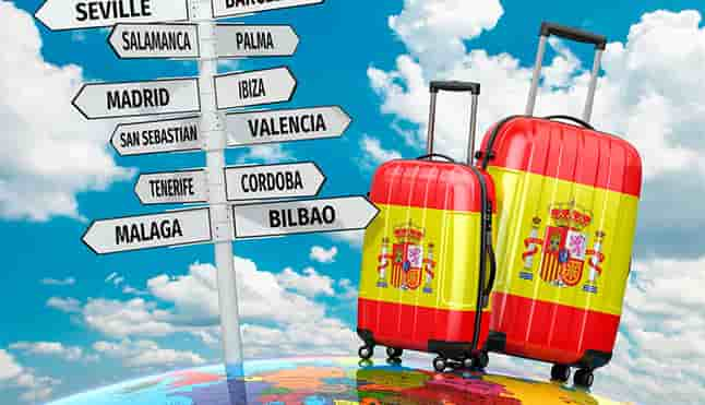 Chinese tourism in Spain