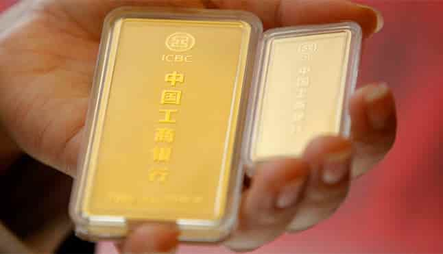 China hetas the gold market